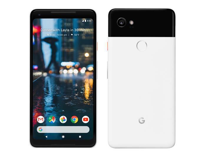 Google Pixel 2 serisi karşınızda