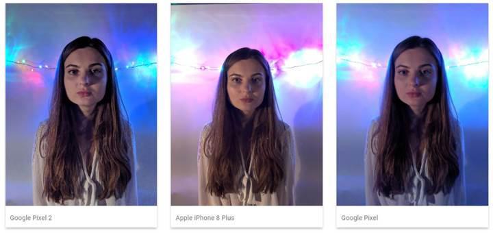 En iyi kameraya sahip akıllı telefon Google Pixel 2 oldu