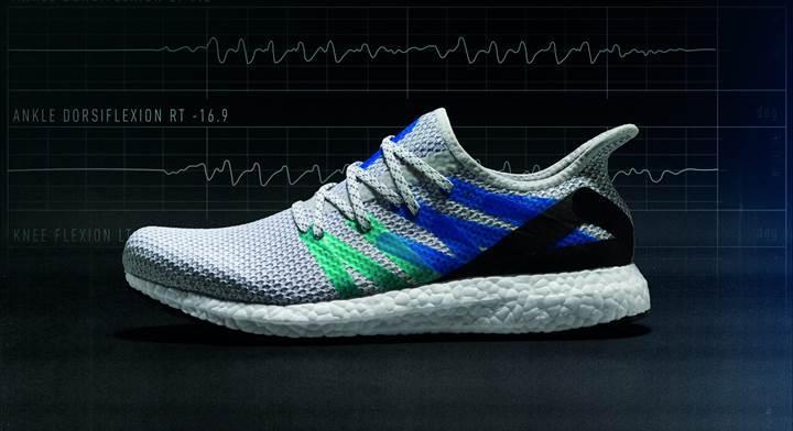 Adidas'ın robotlar tarafından üretilen ayakkabısı satışa sunuluyor