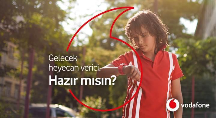 Vodafone logosu yenilendi