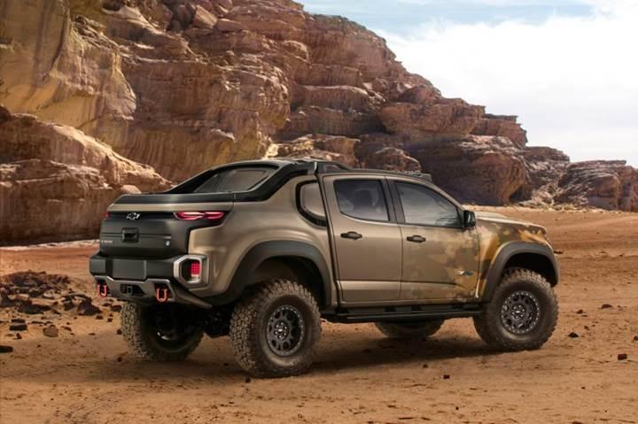 General Motors'un ABD ordusu için geliştirdiği hidrojen yakıt hücreli araç hazır