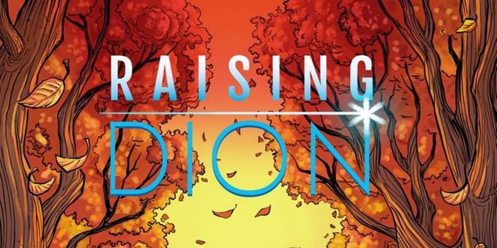 Netflix'ten süper kahramanlı aile dizisi: Raising Dion