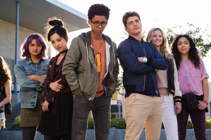 Yeni Marvel dizisi Runaways'in ilk fragmanı yayınlandı