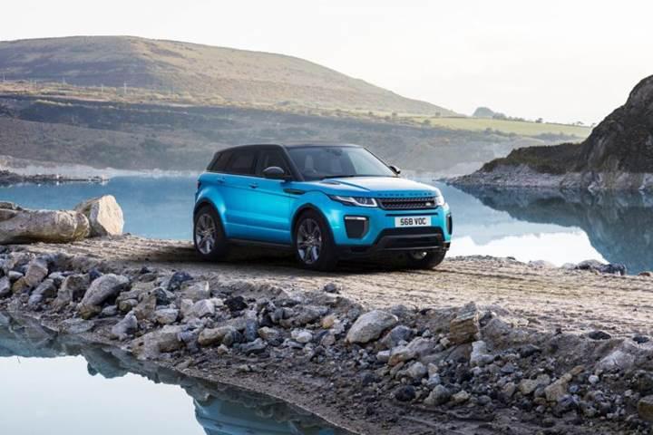 Gelecek nesil Range Rover Evoque prizli hibrit bir versiyona sahip olacak