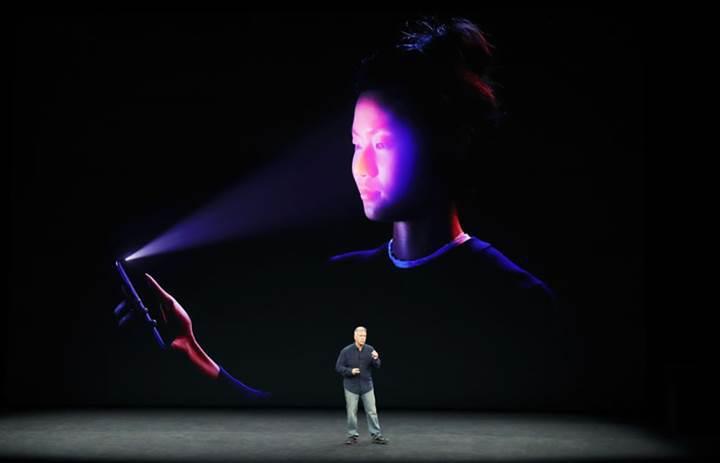 Android üreticileri Face ID'nin ardından yüz tanıma teknolojisine yöneliyor