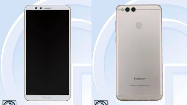18:9 ekranlı Huawei Honor 7X geliyor