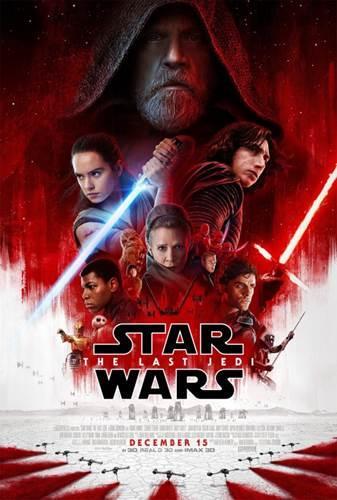 Star Wars: The Last Jedi'ın yeni fragmanı yayınlandı