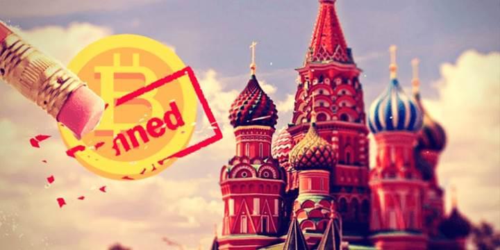 Rusya'dan bitcoin hamlesi: Bitcoin ticaretine izin veren web sitelerine erişim engellenecek