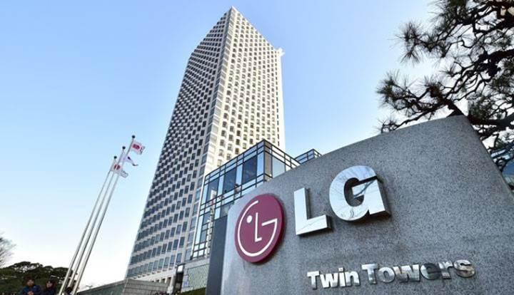 LG mobil bölümü yine zararda