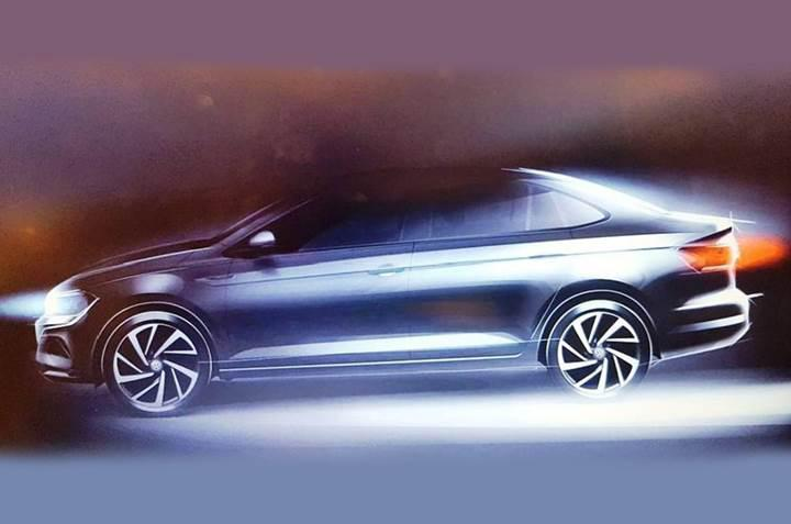 Volkswagen Polo'nun sedan modeli geliyor: Virtus