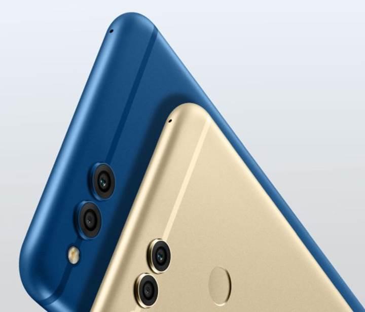 Huawei Honor 7X tanıtıldı: Çift arka kamera ve 18:9 ekran