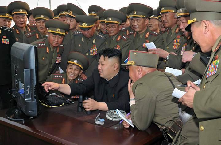 Kuzey Koreli hackerlar Güney Kore'nin askeri planlarını ele geçirdi