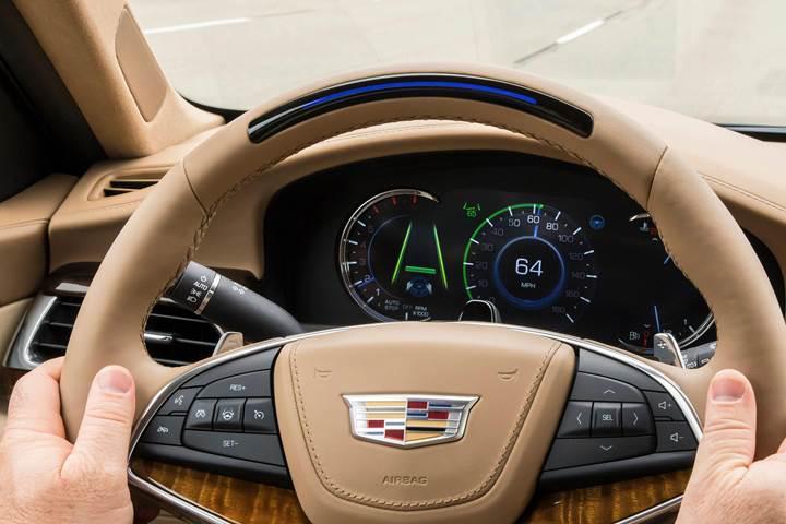 Cadillac'ın LIDAR haritaları otonom taksilerin temelini oluşturabilir