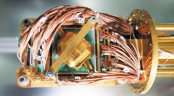 Intel'de önemli kuantum bilgisayar atağı