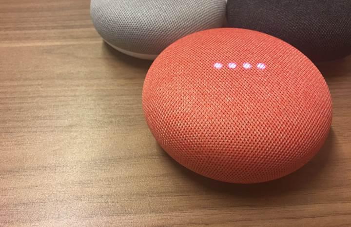 Google Home Mini hata nedeniyle sürekli ortam dinlemesi yapıyor