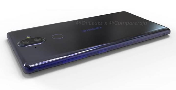 İnce çerçeveli Nokia 9'un render görüntüleri yayınlandı