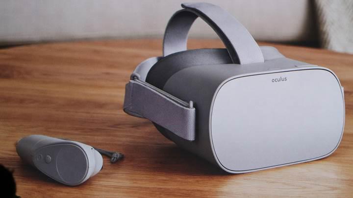 Uygun fiyatlı kablosuz VR başlığı Oculus GO tanıtıldı