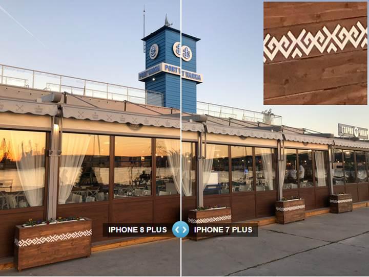 Galeri: iPhone 7 Plus vs iPhone 8 Plus kamera karşılaştırma örnekleri