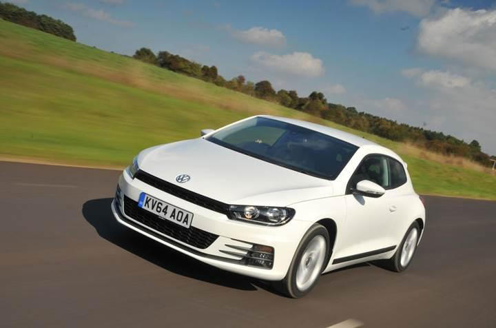 Volkswagen Scirocco'nun üretimi sona erdi
