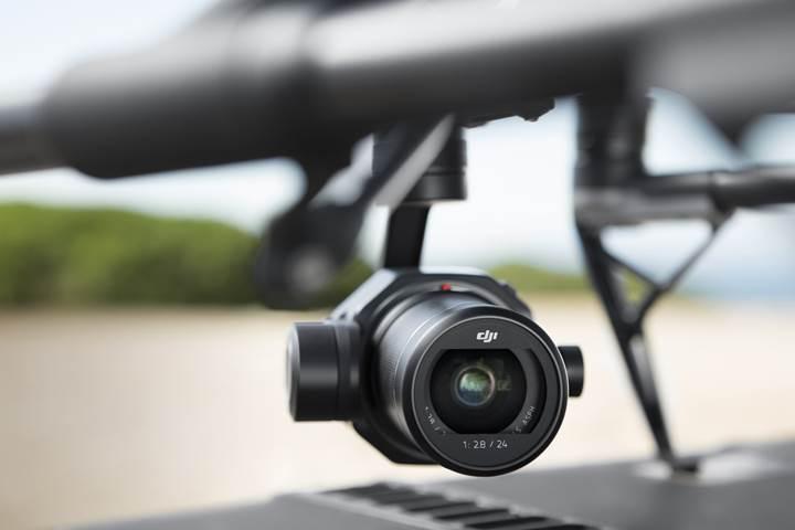 DJI'dan sinemacılar için 6K drone kamerası