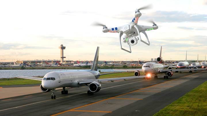 DJI, drone'ların kimliğini tespit edebilen AeroScope ürününü duyurdu