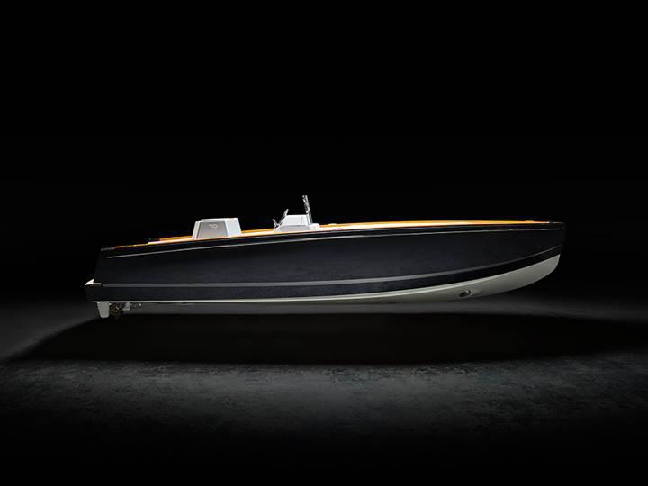 Hinckley'den BMW i3 bataryalı elektrikli tekne: Dasher