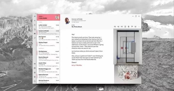 Windows 10'un yeni tasarımına