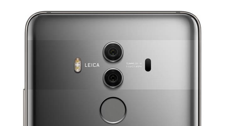 Huawei Mate 10 karşınızda: Leica kamera, ince çerçeveler ve yapay zeka
