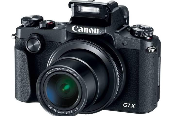 Canon PowerShot G1 X Mark III duyuruldu