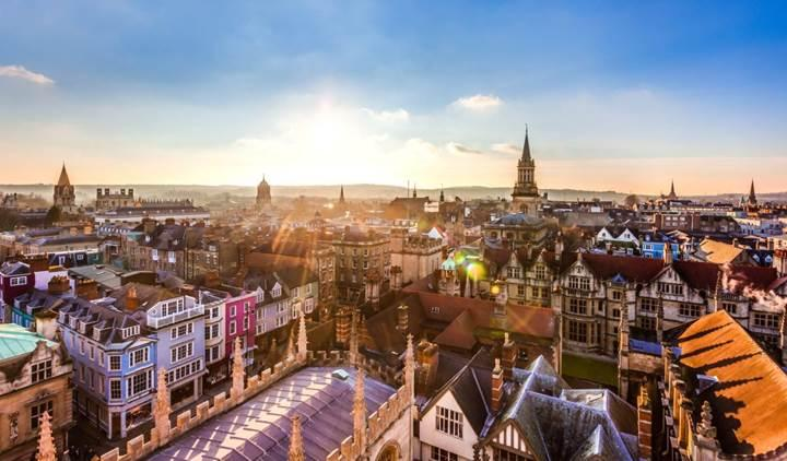 Oxford dünyanın ilk sıfır emisyon şehri olma yolunda hızla ilerliyor