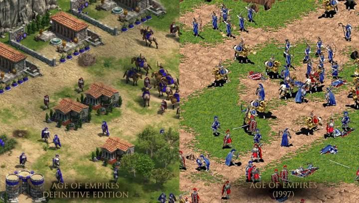 Age of Empires: Definitive Edition oyunu 2018'e ertelendi