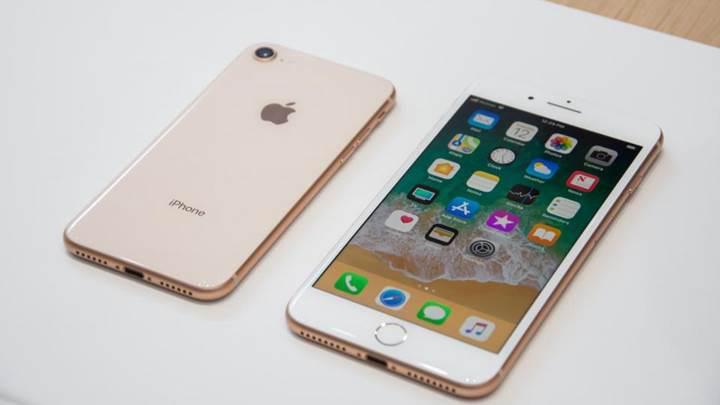 iPhone 7, iPhone 8'den daha fazla satıyor