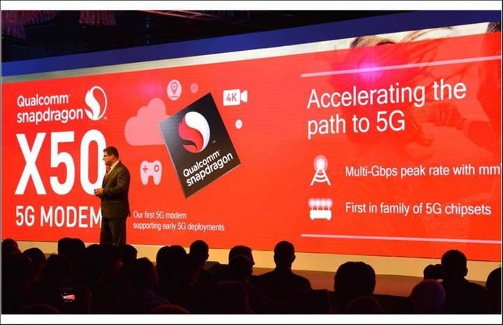 Qualcomm dünyanın ilk mobil 5G veri bağlantısını gerçekleştirdi