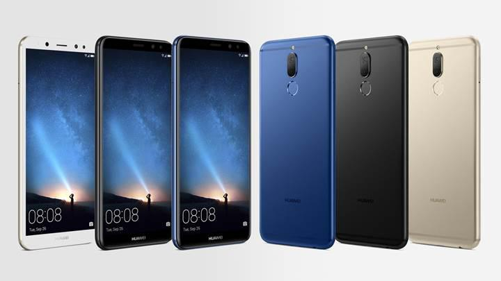 Huawei Mate 10 Lite, Avrupa'ya geliyor