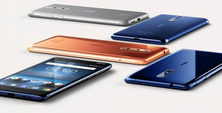 Nokia 8 doğrudan Android 8 güncellemesi alacak