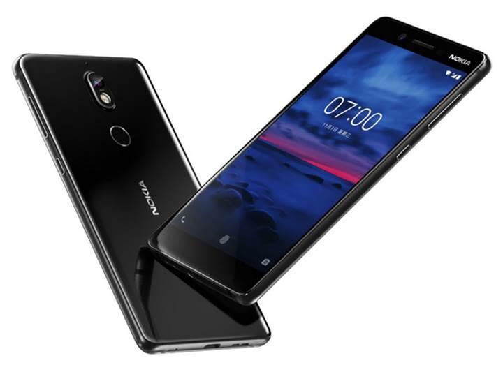 Nokia 7 tanıtıldı: 5.2 inç ekran, 3000 mAh batarya, Dual-Sight kamera