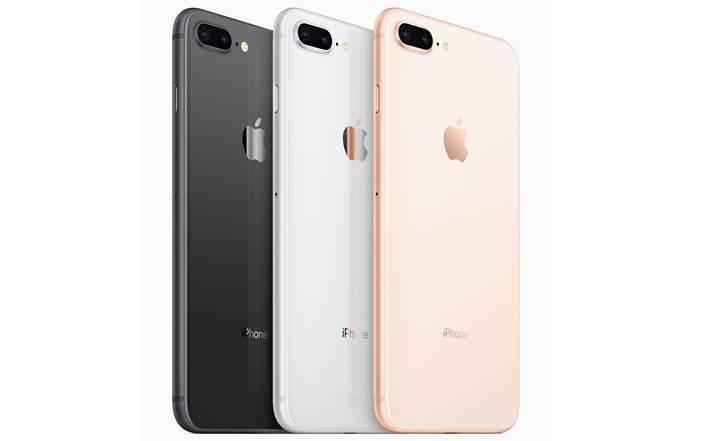 iPhone 8 ve iPhone 8 Plus ülkemizde satışa çıktı