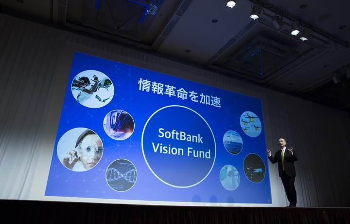 Japon teknoloji devi SoftBank 880 milyar dolarlık yatırım planlıyor