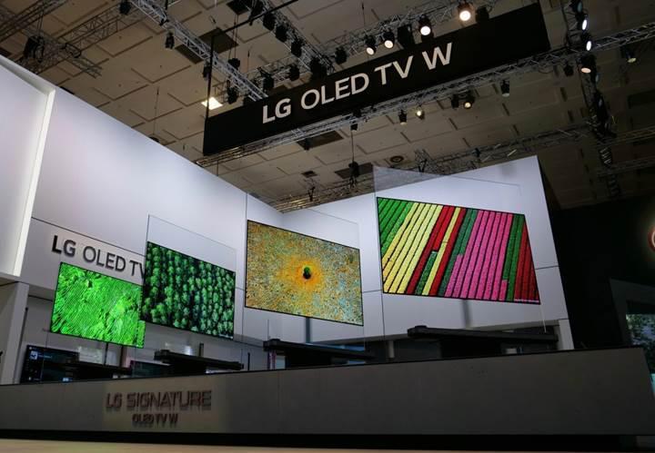 LG OLED televizyonlar sektörde ilk kez Dolby TrueHD kayıpsız ses sunacak