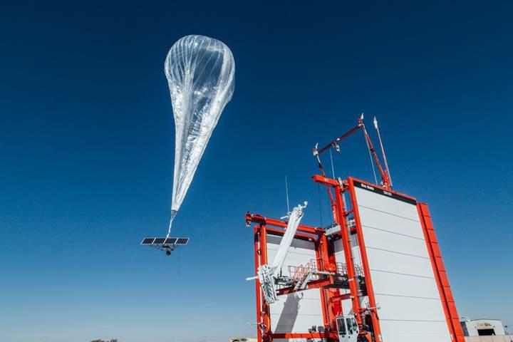 Project Loon'un LTE balonları Porto Riko'da hizmete başladı