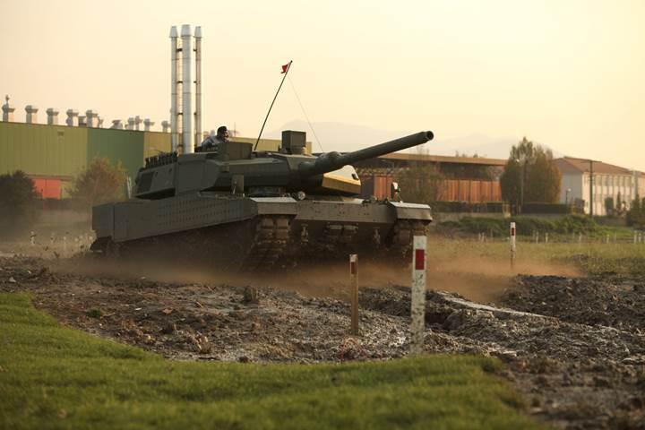 Altay Tankı'nın yerli motoru için yeni hamle