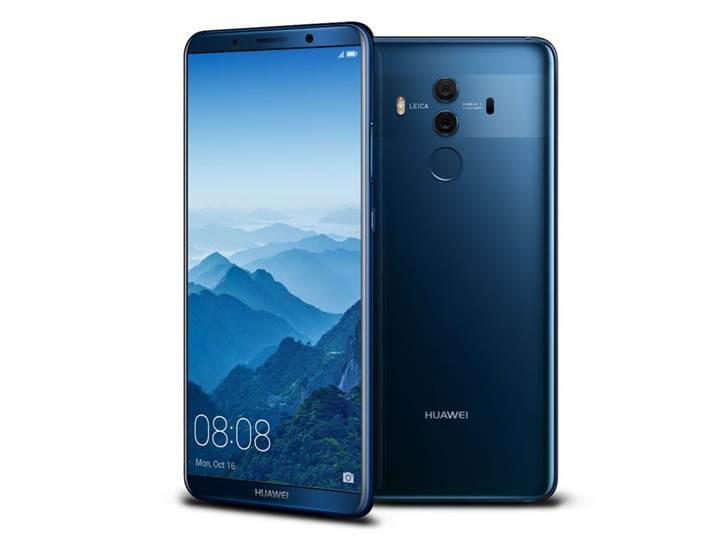 Huawei Mate 10 Pro'nun DxOMark puanı belli oldu