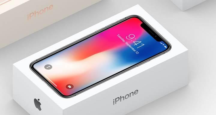 Foxconn'un 2017'de sadece 25-30 milyon iPhone X sevkiyatı yapması bekleniyor