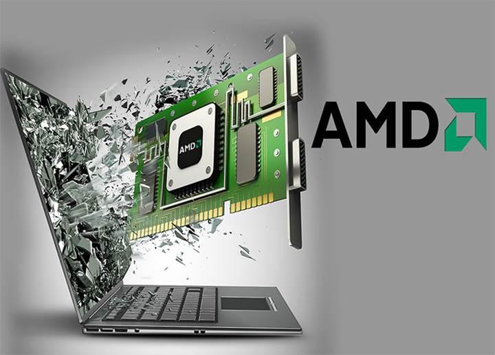 AMD yıllar sonra kara geçmeyi başardı