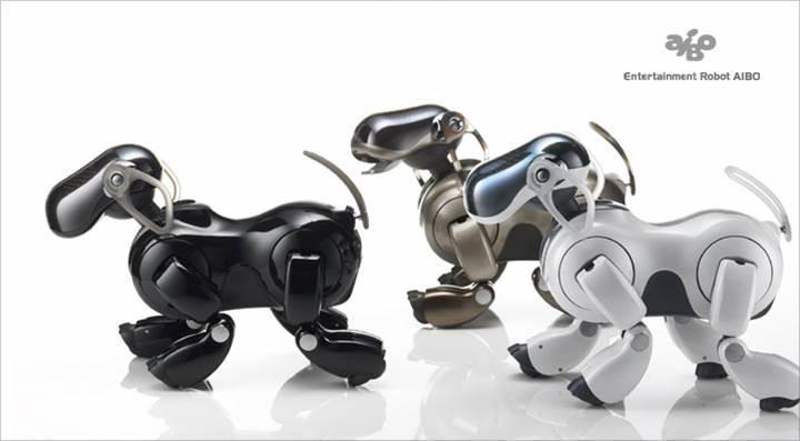 Yeni nesil Sony robot köpek gelecek yıl bizlerle