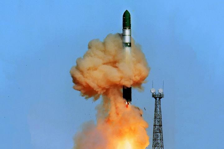 Rusya'nın yeni nükleer füzesi Satan 2 test için hazır