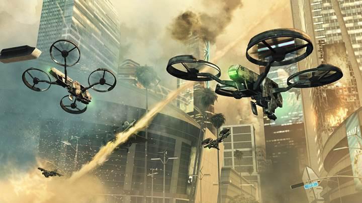 DARPA drone-robot ordusu için fikir arıyor