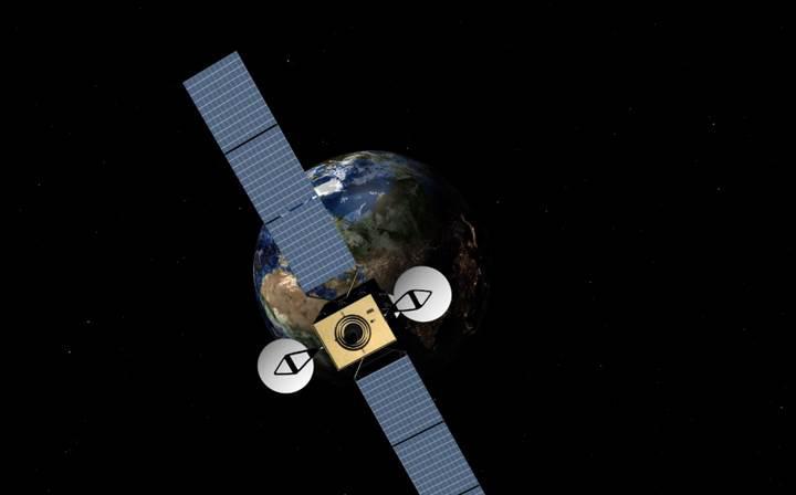 Türkiye'nin yeni uyduları Airbus işbirliği ile yapılacak