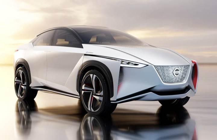 Nissan elektrikli crossover konsteptini ortaya çıkardı