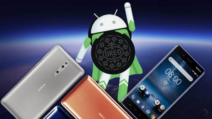 Nokia 3, 5 ve 6 kullanıcıları da Android 8.0 Oreo'yu test edebilecek